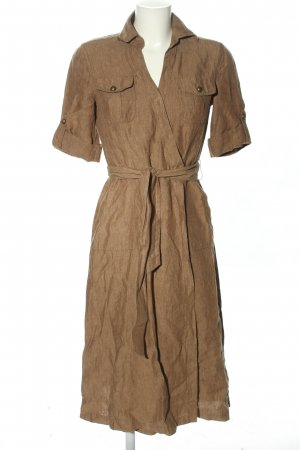 Public Hemdblusenkleid braun Casual-Look