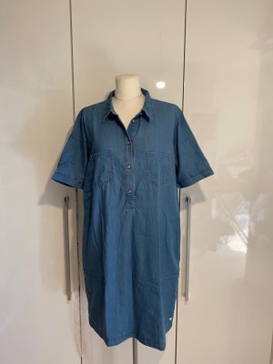 Public Kleid Gr.XXL Gr.46/48 Jeanskleid blau NEU