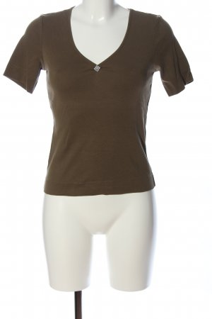 Public T-Shirt braun Casual-Look
