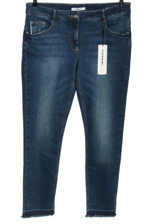 Public Slim Jeans blau Casual-Look