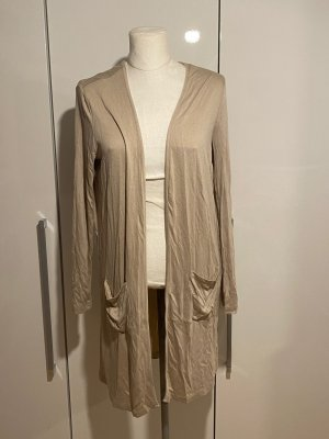 Public Strickjacke Gr.M Gr.38/40 beige NEU Cardigan Pullover