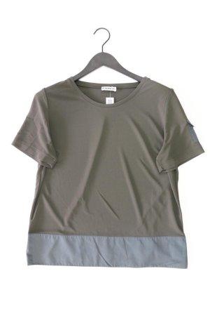 Public T-Shirt Größe 44 Kurzarm olivgrün