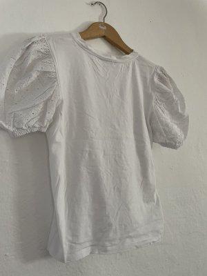 PuffÄrmel Shirt