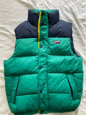 Tommy Jeans Down Vest multicolored