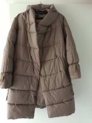 Lieblingsstück Quilted Coat taupe polyester