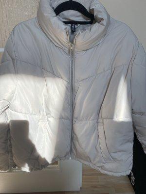 H&M Kurtka zimowa jasnoszary