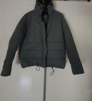 Review Oversized Jacket grey