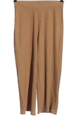 Pull & Bear Baggy Pants braun Casual-Look