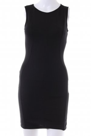 Pull & Bear Bleistiftkleid schwarz Business-Look