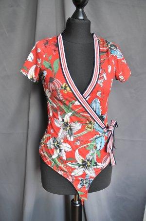 Pull & Bear Camiseta estampada multicolor