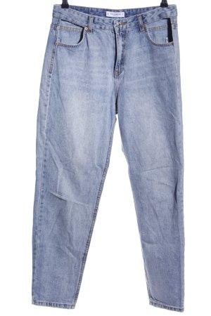 Pull & Bear Jeans boyfriend bleu style décontracté