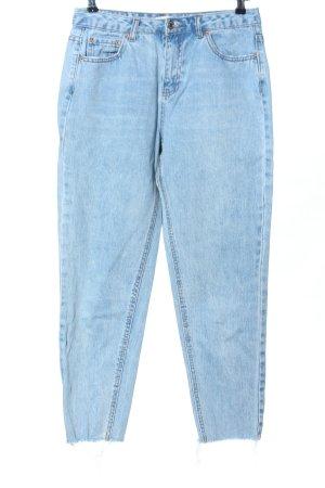 Pull & Bear Jeans boyfriend bleu