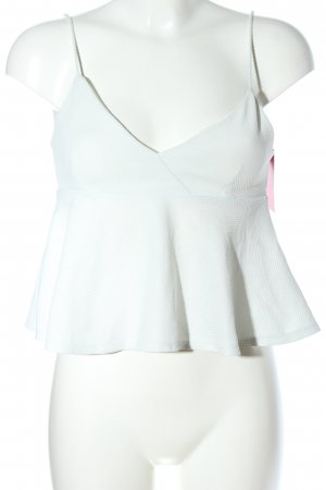 Pull & Bear Camisole weiß Casual-Look
