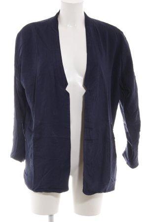 Pull & Bear Cardigan blau Business-Look
