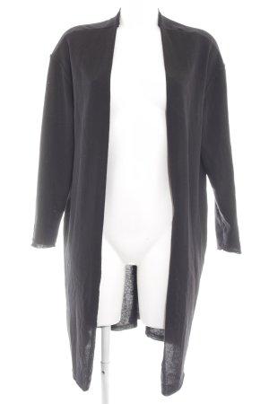 Pull & Bear Cardigan schwarz Casual-Look
