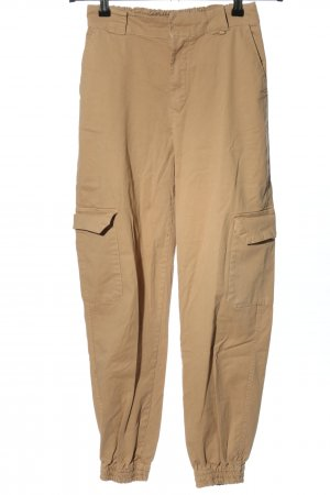 Pull & Bear Cargo Pants nude casual look