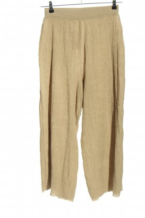 Pull & Bear Culottes creme Casual-Look
