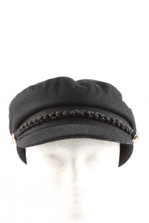 Pull & Bear Felt Hat black casual look