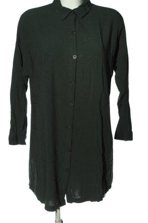 Pull & Bear Camicia blusa cachi elegante