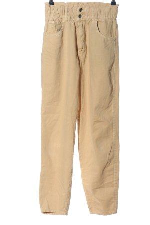 Pull & Bear High Waist Jeans braun Casual-Look