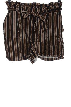 Pull & Bear Pantalón corto estampado repetido sobre toda la superficie