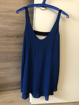 Pull&Bear Kleid blau Gr. S