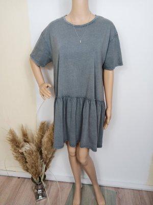 Pull & Bear Shirt Dress multicolored