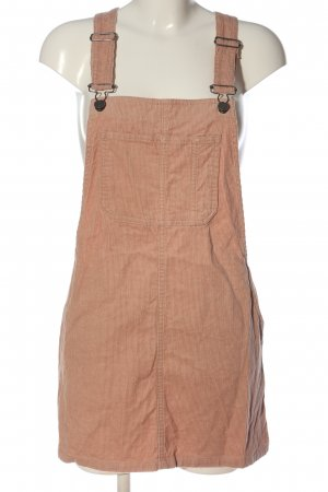 Pull & Bear Overgooier overall rok nude casual uitstraling