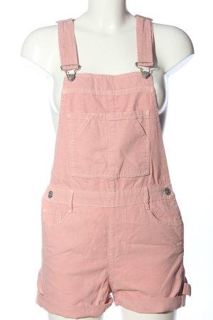 Pull & Bear Latzshorts pink Casual-Look