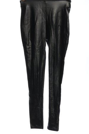 Pull & Bear Leggings black casual look