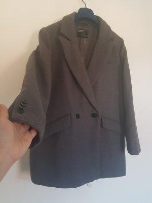Pull & Bear Robe manteau argenté