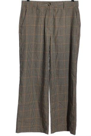 Pull & Bear Spodnie Marlena Na całej powierzchni W stylu biznesowym