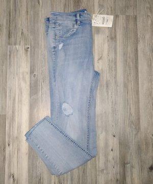Pull&Bear Mid Waist Skinny Jeans Gr.42