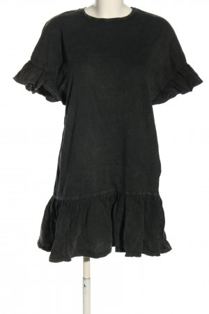 Pull & Bear Minikleid schwarz Casual-Look