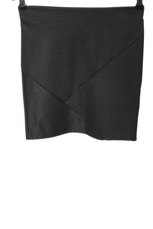 Pull & Bear Miniskirt black casual look