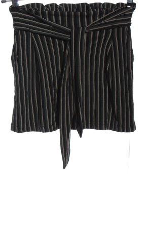 Pull & Bear Spódnica mini Na całej powierzchni W stylu casual