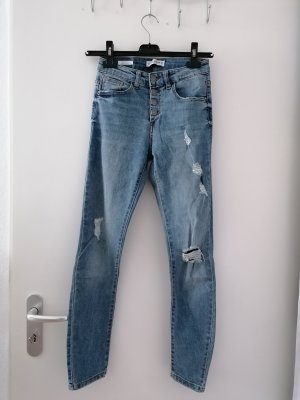 Pull&Bear Ripped Jeans