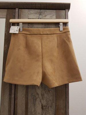 Pull & Bear Jupes-culottes beige