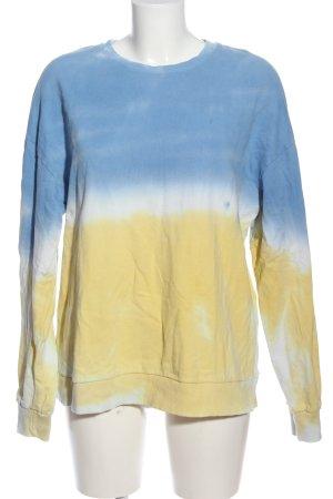 Pull & Bear Rundhalspullover Farbverlauf Casual-Look
