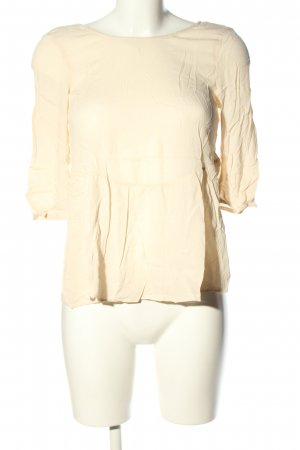 Pull & Bear Schlupf-Bluse creme Casual-Look