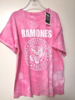 Pull&Bear Shirt Ramones Gr. M