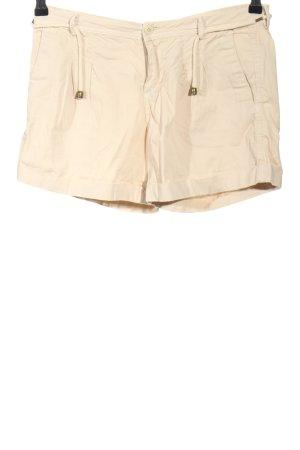 Pull & Bear Shorts creme Casual-Look