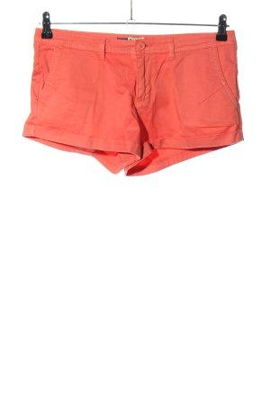 Pull & Bear Shorts rot Casual-Look