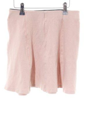 Pull & Bear Skaterska spódnica różowy W stylu casual