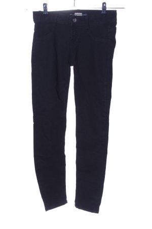 Pull & Bear Skinny Jeans schwarz Business-Look