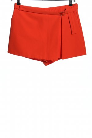Pull & Bear Skorts red-silver-colored elegant