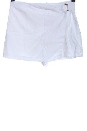 Pull & Bear Skorts blanco look casual