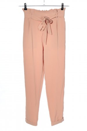 Pull & Bear Jersey Pants pink casual look