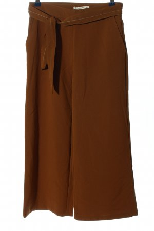 Pull & Bear Pantalon en jersey brun style décontracté