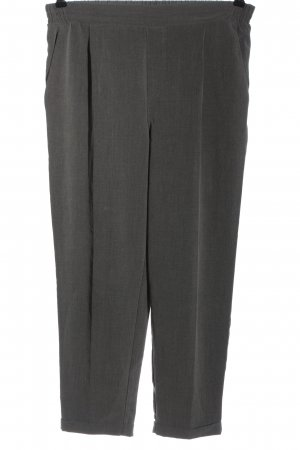 Pull & Bear Jersey Pants light grey flecked casual look